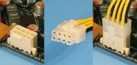Переходник 4 Pin to 8 Pin Motherboard CPU