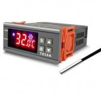 WH7016A 30A Цифровой терморегулятор