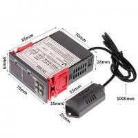 STC-3028 контроллер температуры и влажности