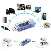 Тестер замера силы тока и напряжения для USB