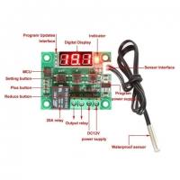Электронный термостат W1209
