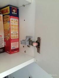 Накладка для освещения шкафов
